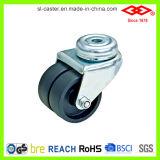 Рицинус мебели двойного рицинуса колеса Nylon (P191-30B050X19D)