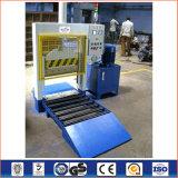 Coupeur vertical de balle/machine de découpage en caoutchouc hydraulique