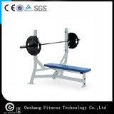 Hammerstrength-Olympisch-Flach-Prüftisch OS-H050 Eignung-Gymnastik-Gerät