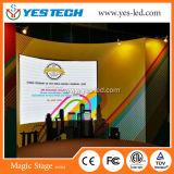 회의실을%s P4.8mm 풀 컬러 LED 모듈, 광고하는 단계 최신 판매, 당 쇼