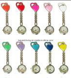Horloge van de Pot van Diverse Dolfijn van de Stijlen van de legering het Mooie Plastic Mini Hello