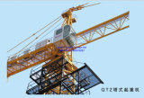 10 Tonnen-Inverter-Typ Turmkran - Qtz125f (6015)