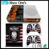 Etiqueta da pele do vinil para o controlador de console do jogo do xBox um S