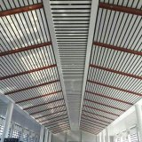 アルミニウム建築材料、装飾の天井板、火証拠、吸音力の天井