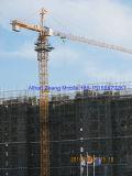 Hongda tour Crane-Qtz500 (8030) de chargement de 25 tonnes