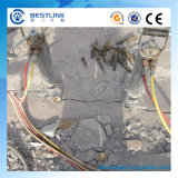 Power diesel Pack Hydraulic Splitter per Granite Sandstone e Concrete