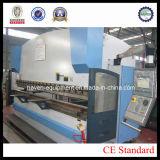 Machine de frein de presse en métal de commande numérique par ordinateur de frein de presse hydraulique (WC67K-80X3200)