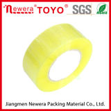 Sellotapeの最上質の黄色がかった透過粘着テープ
