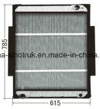 Radiateurs en aluminium initiaux de vente chaude d'Iveco 93192910 93192910