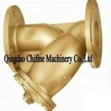 Laiton / Bronze / Copper Casting for Valve Body