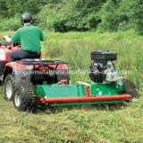 2016高品質ディーゼルまたはガソリン任意選択ATV殻竿の芝刈機