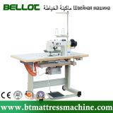 Швейная машина Overlock тюфяка и машина ленты верхней части таблицы Binding
