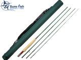 Pesca Rod Nano della mosca della fibra del carbonio di Im12 Toray