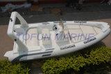 Barca gonfiabile della nervatura di Hypalon (Rib730)