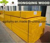 LVL de la base de la madera dura con madera laminada pino