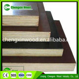 18mm Marque Poplar Core Coffrage Contreplaqué Brown Film Face Contraint, Marine Plywood Board