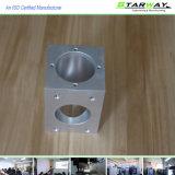 Части алюминиевого металла подвергая механической обработке филировать CNC