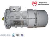 Motore elettrico a tre fasi 225m-4-45 del freno magnetico di Hmej (CA) elettro