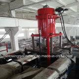 Máquina del moldeo por insuflación de aire comprimido de inyección para hacer el tanque del plástico del agua