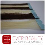 Лента в человеческих волосах Remy ленты выдвижения волос микро-