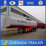 3 Wellen-Schmieröltank 42000 Liter auf lagerkraftstoff-Tanker-Schlussteil-