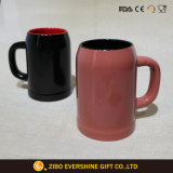 tasse de café colorée par 450ml de bière