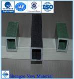 De Vierkante Buis van de Glasvezel FRP van Pultruded van de Levering van de fabriek