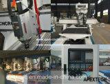 Máquina de gravura do CNC da indústria do Woodworking da mobília do painel