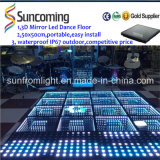 Zeit Tunnel 3D Mirror LED Dance Floor