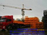 Gru a torre con un caricamento massimo da 10 tonnellate