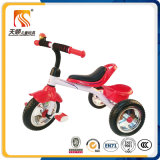 Toy Vehicle Iron Material EVA Wheels Baby Tricycle com certificado