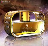 Parfum merveilleux de modèle élégant moderne avec les parfums avec du charme durables de femmes d'odeur