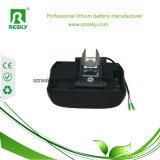 36V 15ah Li-Ionbatterie für elektrisches Motorrad mit Jenny-Beutel
