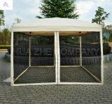 écran de 10X10FT avec la tente nette avec la moustiquaire