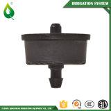 Système micro personnalisé de filtre d'irrigation par égouttement de pieu de support de tuyauterie