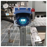 RS485によって出力される固定ガス探知器