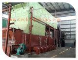 Grande carvão de Manufaturer da fornalha e da área de aquecimento caldeira de vapor de 4 toneladas
