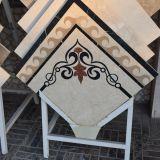 Красивейшая плитка мрамора мозаики цветка конструкции для пола украсила