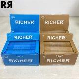 カスタムブランドの優れた品質14GSMの超薄いタバコのロール用紙