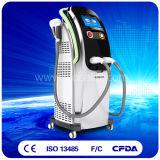 3000W de potencia fuerte! ! ! Eliminación máquina IPL + Soprano diodo láser cabello