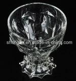 Стеклоизделие Sx-004 шара прозрачной кристаллический конструкции Raindrops стеклянное