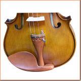 중간 급료 절반 Hand-Made 커피 색깔 바이올린