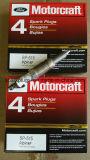 OEM Nieuwe Motorcraft 8 de Doorwaadbare plaats van Bougies Sp515 5.4L 3V - de Update Pzh14f van de Doorwaadbare plaats