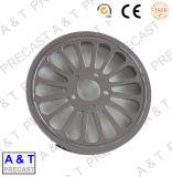 Peça da carcaça com a peça de alumínio do material/maquinaria da carcaça