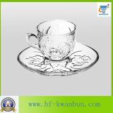 Regalo di vetro libero Kb-Hn0339 di promozione della tazza di birra della chiavetta