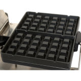 120VAC Appliance Baking Machine Square PlateベルギーWaffle Baker