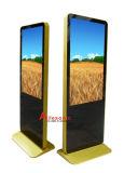 49-Inch LCD, das Spieler-Fußboden-Stellung, DigitalSignage bekanntmacht