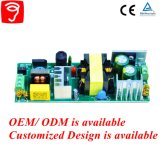 40-50W ninguna fuente de alimentación completa de la luz del panel del voltaje del parpadeo LED con el Ce TUV QS1157b