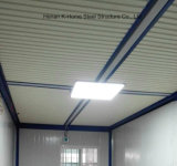 casa vazia do recipiente do escritório do padrão de ISO de 20FT