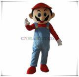 Preço do traje do personagem de banda desenhada do traje da mascote de Mario bom